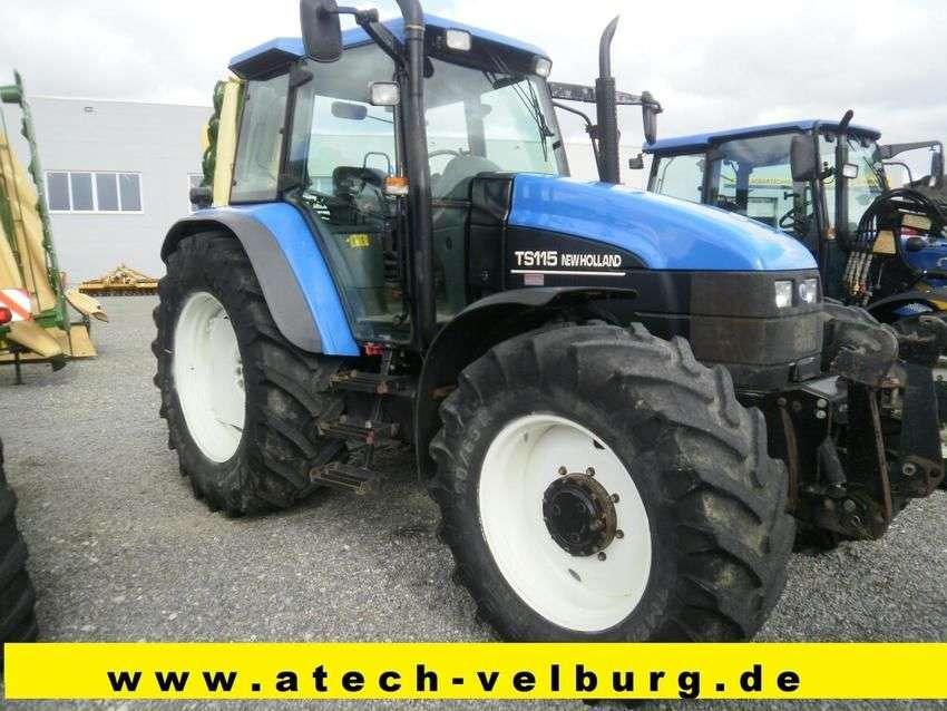 New Holland Ts 115 - 2003