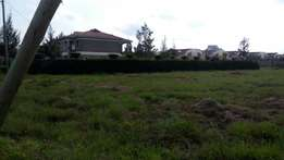 1/4acre in a gated estate at syokimau on sale