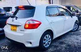 toyota auris kcn just arrived 2010 model loaded edition at 1,199,999/=