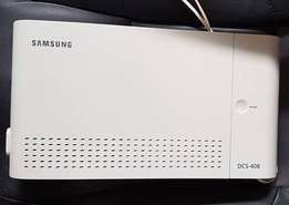Pre-Owned PBX Samsung DCS 408 with switchboard & telephones