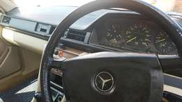 Mercedes w124 for sale