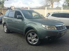 The best deal in town! Tradein Ok Subaru Forester Local 2009 Auto