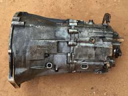 BMW E46 gearbox 5speed