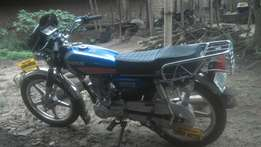 One month old Lifan125