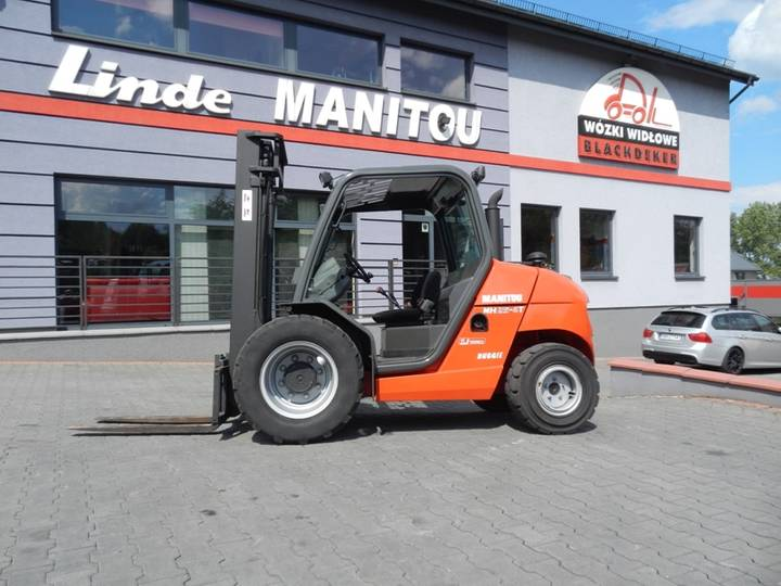 Manitou MH25-4T 4X4 - 2015