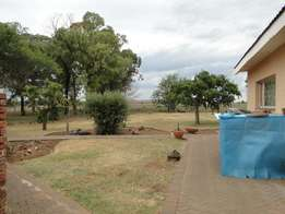 Farm House to rent in Glen Bloemfontein