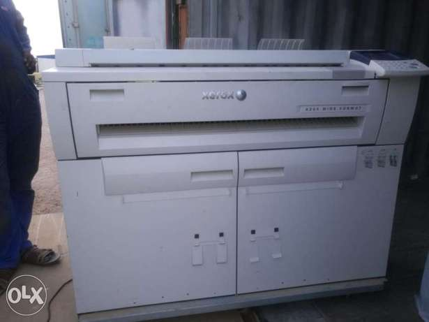 Xerox 6204 Wide Format Black & White Laser Printer