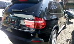 BMW X5 on sale.