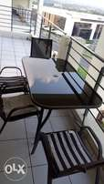 Balcony/Patio - 6seater table with cushions