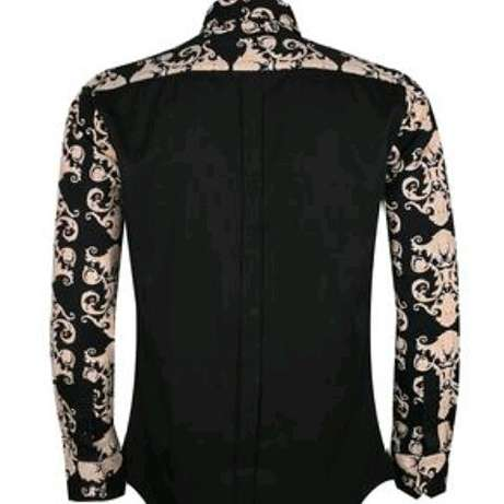 Men's Black Design Lagos Mainland - image 2