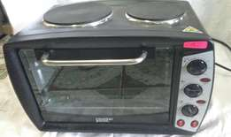 2 Plate Counter Point Electric Stove
