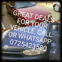 atrocious deals for that worn out struggling vehicle
