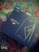 Infinix Note 4 Pro 3Gb Ram 32GB Memory LTE 4500amh Flash Charge 3.0