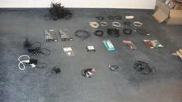 Cabling For HDMI/Audio Video/Aerial/Kettle/Network Cables & More