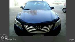 Toyota camry 2008 in excellent condition
