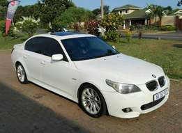 2007 BMW 525I Motorsport Very clean with Navigation j