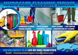 Micro care cleaning services