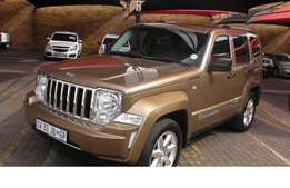 J cherokee 2.8 crd limited a/t
