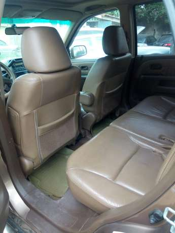 Niger neatly used Honda Crv jeep with air condition cooling. Isolo - image 6