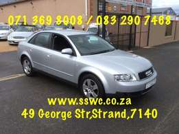 2003 Audi A4 2.0 Multitronic