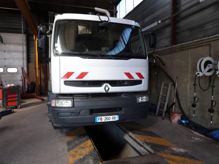 Renault 22AXB1X - 2001