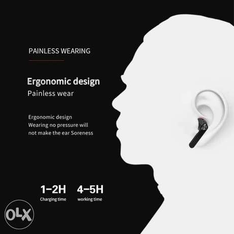 BE36 Stereo Channel Noise Cancelling Mini Ergonomic In Ear With Chargi الرياض -  3