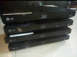 LG 3D BLU-RAY Smart DVD Player