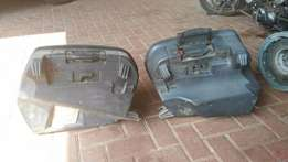BMW Panniers for K Series