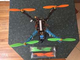 S500 filming quad copter