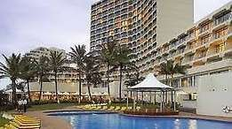 Umhlanga Sands sea facing Unit - 15 April - 22 April for Rent