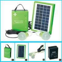 Solar Lighting and Phone Charging Kit OS-DS0445 at Sprim Technologies