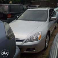 Tokunbo Honda Accord, 2007, Full-Option, Very OK