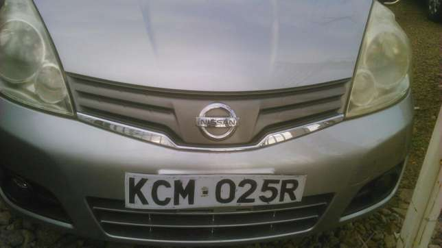 Nissan note just arrived Nairobi South - image 1