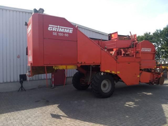 Grimme SE 150-60 NB - 2001