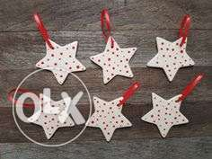 Christmas tree ornaments decorations