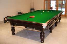 12ft snooker pool table