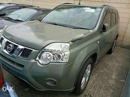 Nissan Xtrail jungle green 2010 model. KCP number Loaded with Alloy ri
