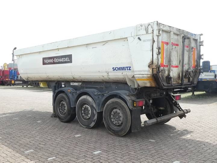 Schmitz Cargobull SKI 24 hardox - 2015 - image 3