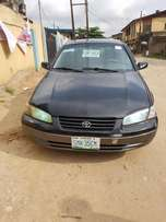 Reg Toyota Camry 99 Model First Body Chilling A.C. Buy and Drive.