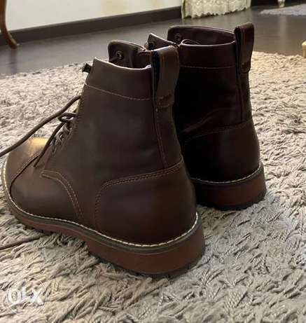 Pull and Bear men boot