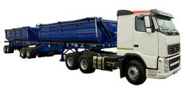 34 Tonne Trucks Urgently required for a newly secured contract