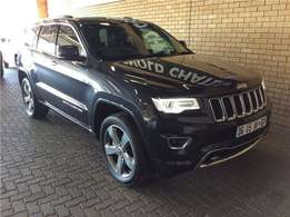 2014 Jeep Grand Cherokee 3.0L V6 CRD O/LAND for sale in Gauteng
