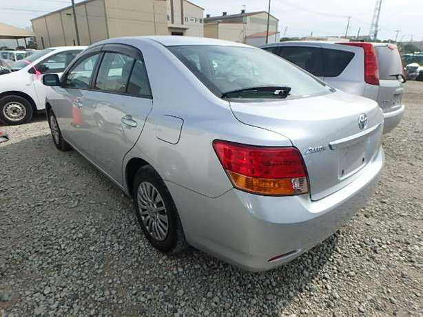 Toyota Allion, Silver, 2009, 1800cc in Immaculate Shape Arriving Soon Nairobi CBD - image 2