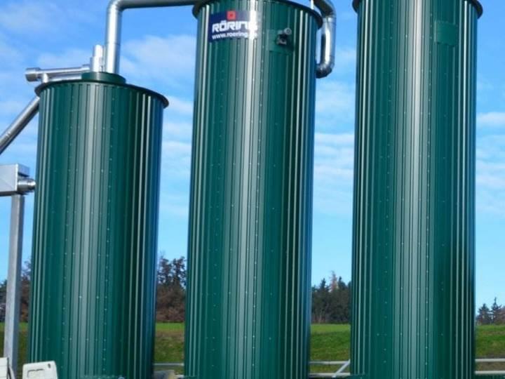 Röring Tanks, 3 Stück Hochfermenter Einzeln Oder A