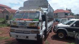 Isuzu forward truck on sale