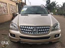 First body tokunbo Mercedes Benz ML350 4matic 06 with full option
