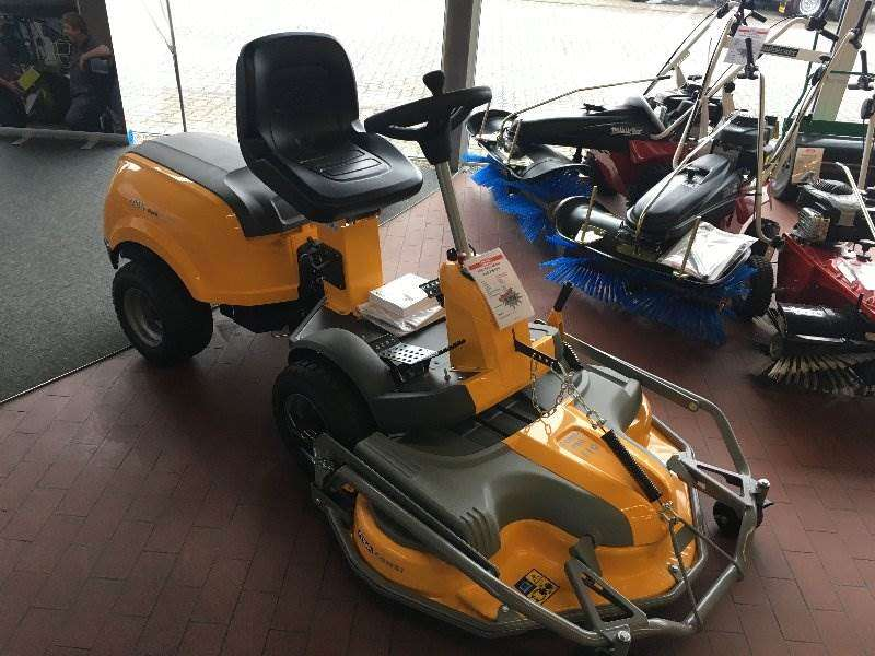 Stiga Park 320 Mw / Combi Pro 110 Cm **vorführmaschine**