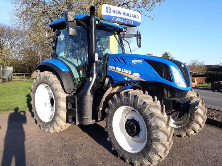 New Holland T 6.145 - 2018