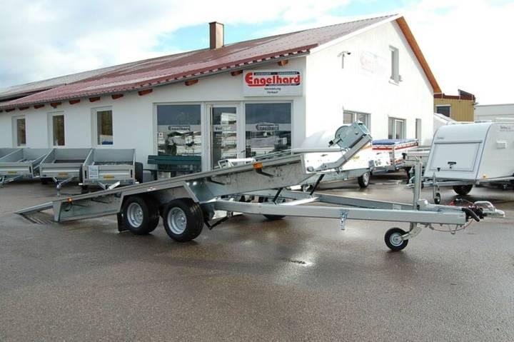 Humbaur FTK 27 4020 Kippbar