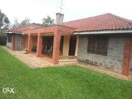 4 bedroom standalone house for sale in Karen on 0.5 acres at 65M